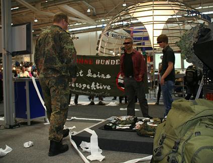 Du und deine Welt ohne Bundeswehr